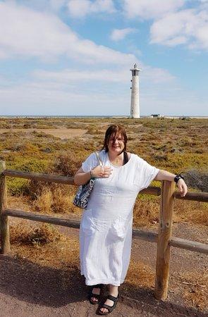Morro del Jable - latarnia morska