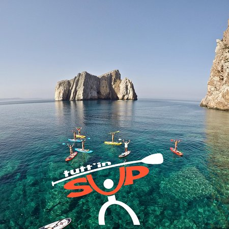 Tutt'in SUP - Sardinia SUP Tours & School