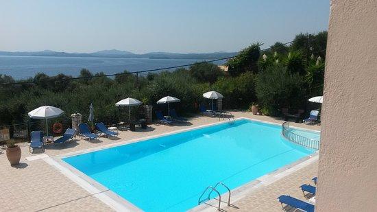 Corfu Grecja randki
