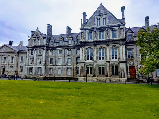 Trinity College Campus, Hotels in Dublin
