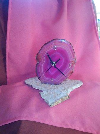 Rama Caida, Argentinië: Reloj de ágata