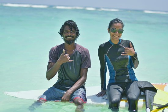 Hulhumale Water Sports Club & Excursions