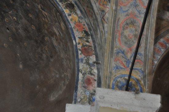 Karaman Province, Turquía: Çeşmeli kilise Freskleri