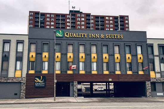 Quality Inn Suites Downtown C 1 0 6 C 89 Updated 2020 Prices Reviews Photos Windsor Ontario Hotel Tripadvisor