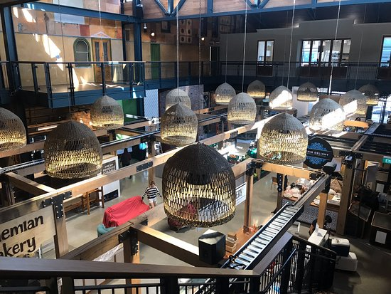 A jewel in Christchurch's rebuild-crown. Loads of space, fabulous foods and produce. A must visit in CHRISTCHURCH.