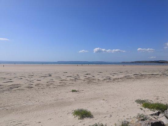 Pentrez, Frankrijk: Пляж во время отлива!!!