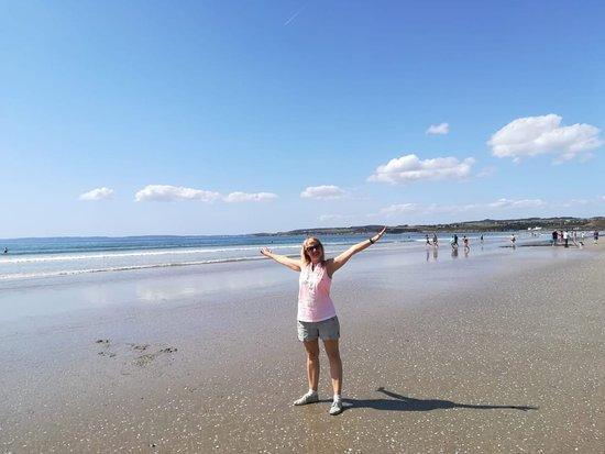 Pentrez, Frankrijk: Моя Любимка таки добралась до Атлантики!!!