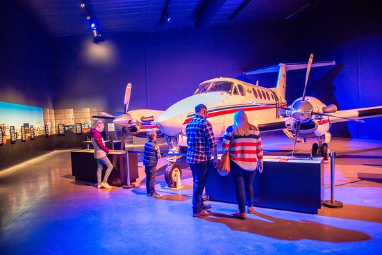 Royal Flying Doctor Service Visitor Experience, Dubbo