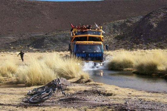Voyage d'aventure de 5 jours à Salta