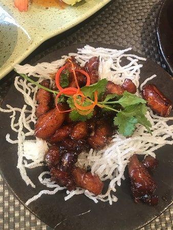 Thai Tapas deliciousness