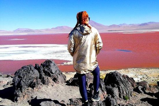 2 días de Salar de Uyuni - Incluyendo...