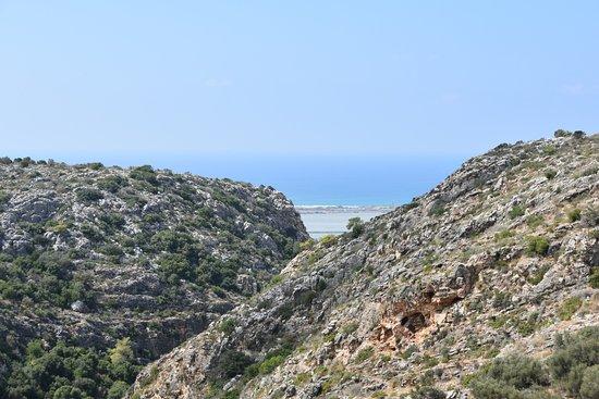 Haifa District, Izrael: Carmel Mountains