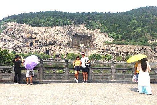 Form Xi'an To Luoyang LongmenGrottoes...