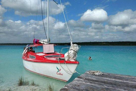 Best Sailing Tour- Bacalar Lagoon