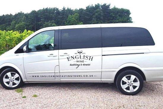 Private English Wine Tour à partir de...
