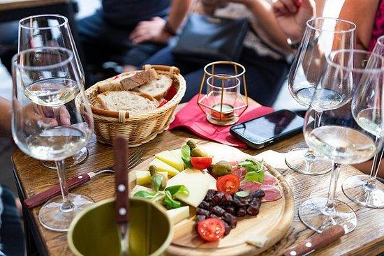 Tour de degustación de vinos y comida...