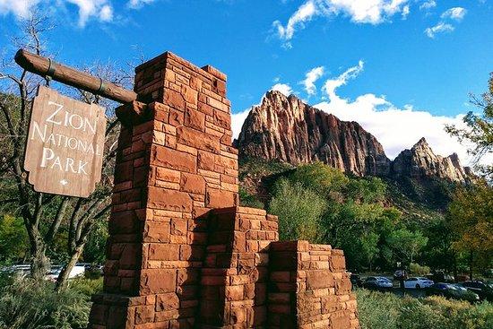 Zion National Park Tagestour ab Las...