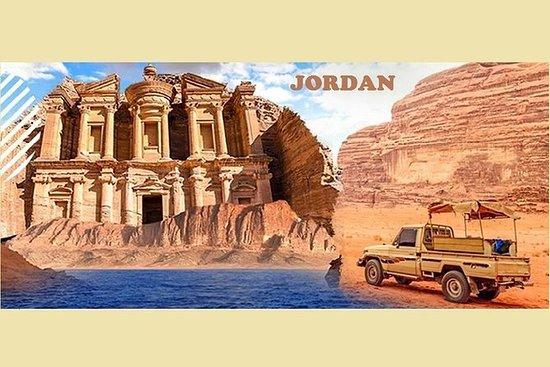 Landutflukter til Petra og Wadi Rum