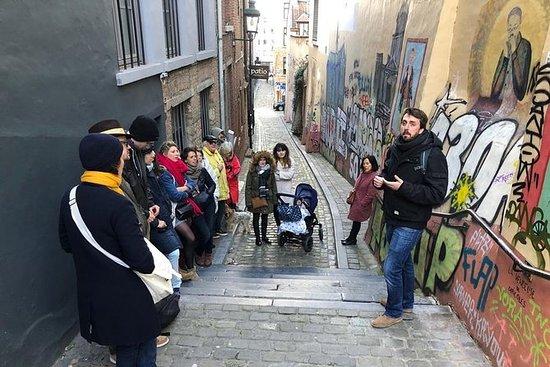 Visite guidée: Bruxelles, 1000 ans de...