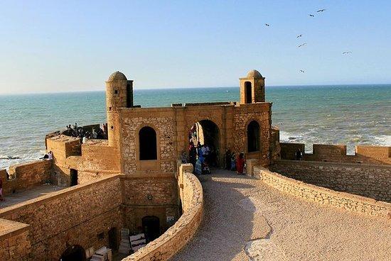 Eksepsjonell dag i Essaouira - Avreise...
