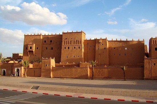 Eksepsjonell dag i Ouarzazate - Avreise...