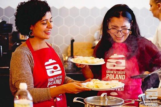 Laboratorio di cucina polacca