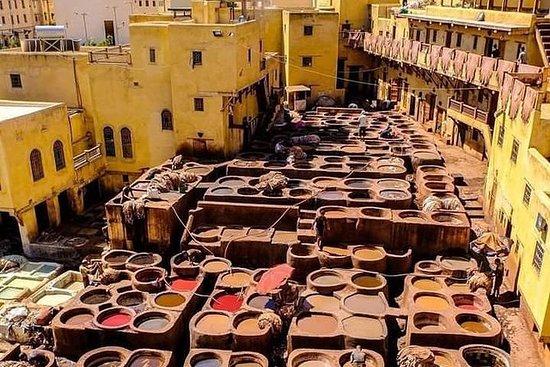 Half Day Tour in Fez Medina (private tour guide): 3 Hours Cultural Walk in Fez Medina