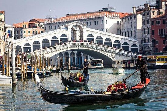 Privat Venezia-tur med høyhastighetstog...