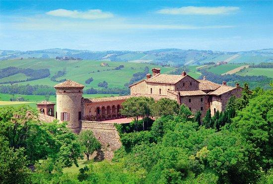Castello di Scipione dei Marchesi Pallavicino