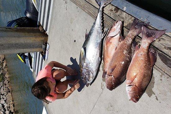 499 pesca costera para 2 clientes