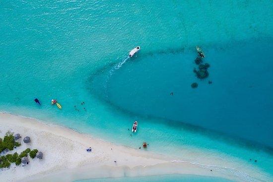 Smekmånad på Maldiverna