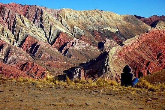 Hornocal, montagna di 14 colori