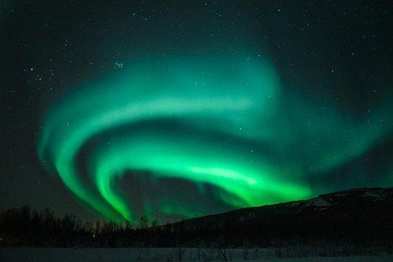 Jakt på norrsken i Kiruna - Abisko