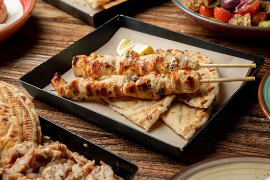 Grilled fresh to order, you can't beat our chicken stix!