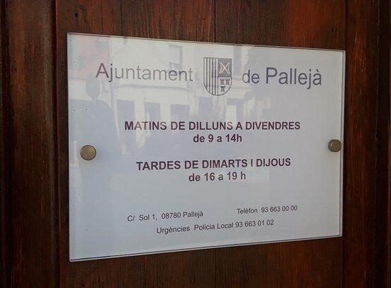Ajuntament de Palleja
