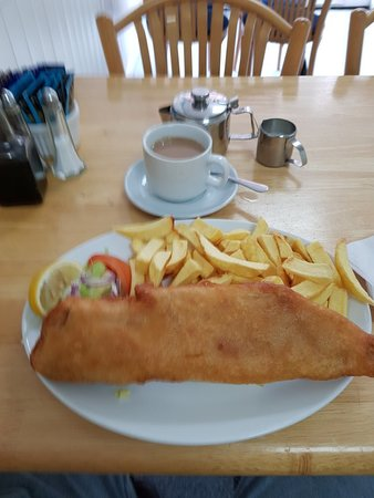 Great fish and chips