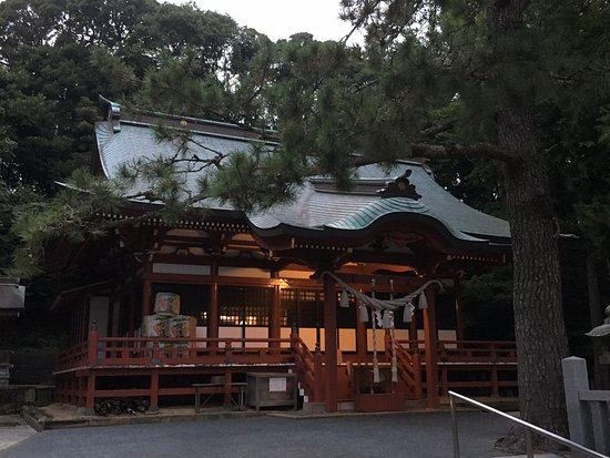 Ikemiya Shrine