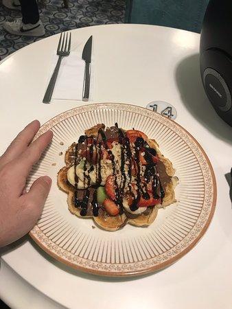Foto Incir Waffle