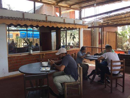 El Carmen, Peru: Te esperamos para almorzar!