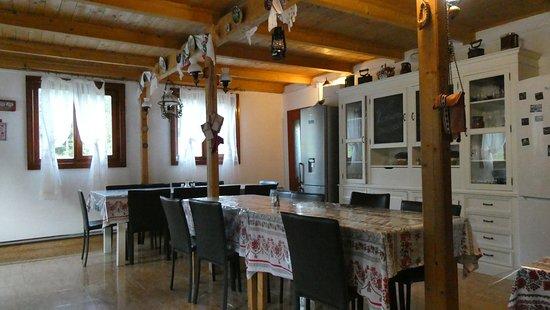 Campeni, Ρουμανία: Dining room