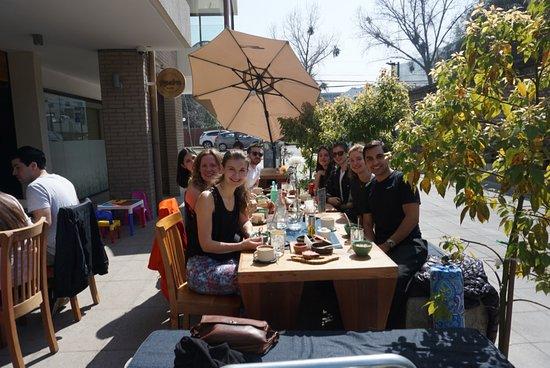 Cafe Mudra Providencia Restaurant Reviews Photos Phone