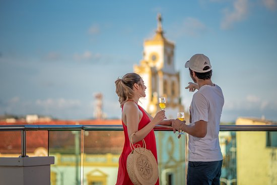 Lorica, Colombia: La mejor terraza con vista al majestuoso rió Sinu y Centro histórico.