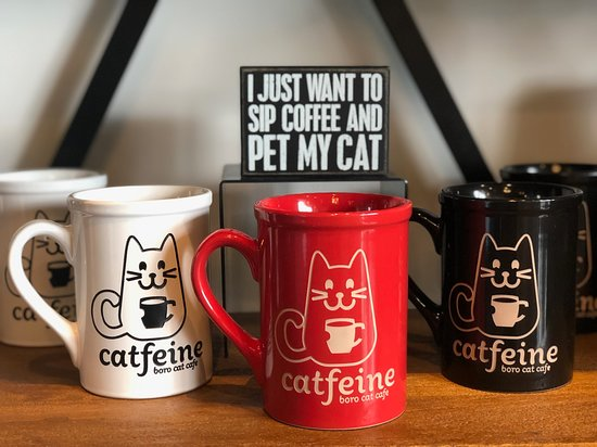 Catfeine products available