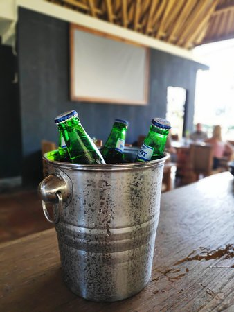 We do have Bucket Ice Cold Beer
