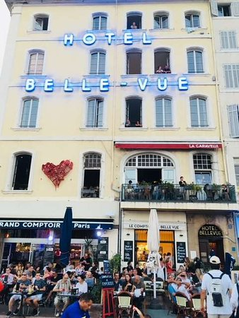 Hotel Bellevue, Hotels in Marseille