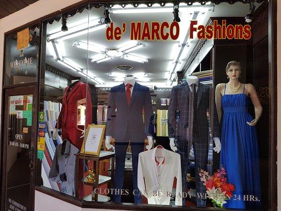 de' MARCO Fashions