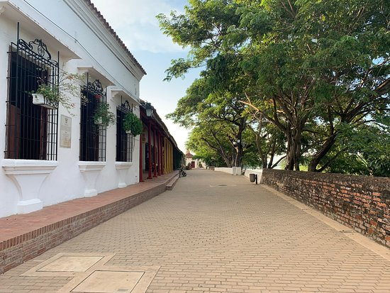 Centro Historico de Santa Cruz de Mompox