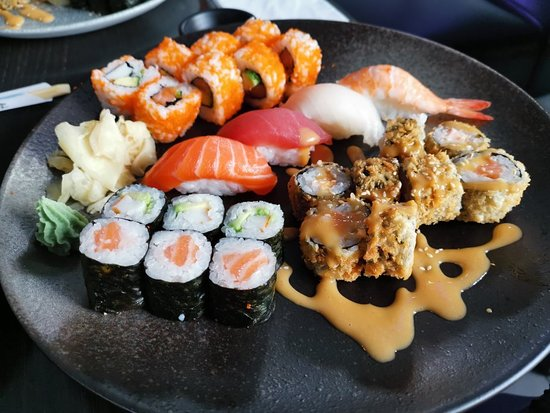 Miyabi Sushi Berlin Mitte Borough Photos Restaurant Reviews Order Online Food Delivery Tripadvisor