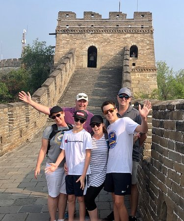 Private Beijing Day Trip Including Mutianyu Great Wall And Temple of Heaven: Not a Rabbit in Sight (Aussie Joke)