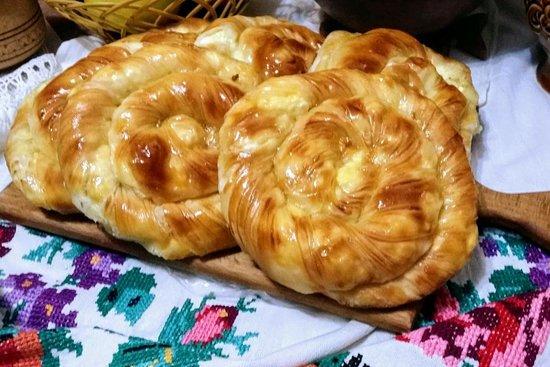 Moldovan cuisine master class